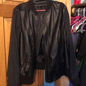 Torrid Leather Jacket